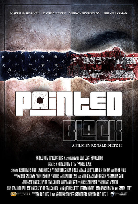 Painted Black