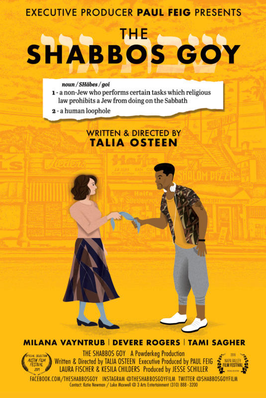 The Shabbos Goy