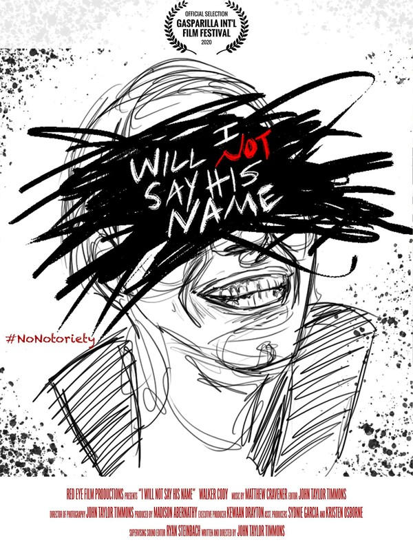 I Will Not Say His Name