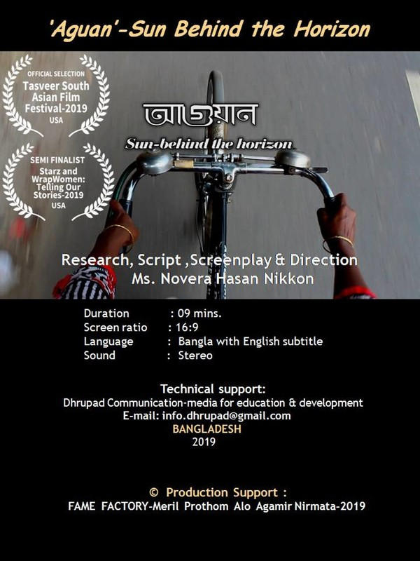 Aguan - Sun Behind the Horizon