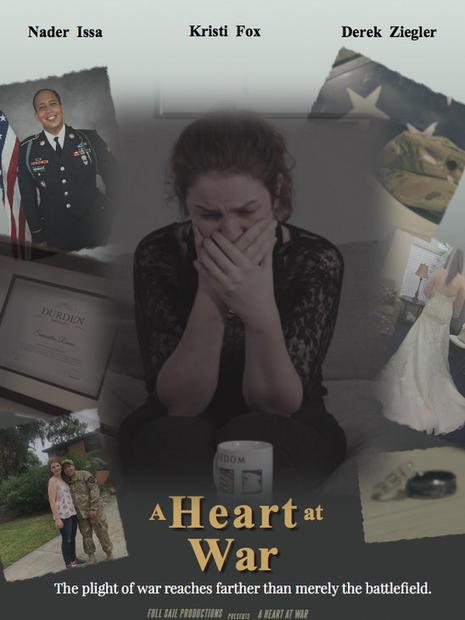 A Heart at War/ September 24th, 2020 Start Time 8:15 AM