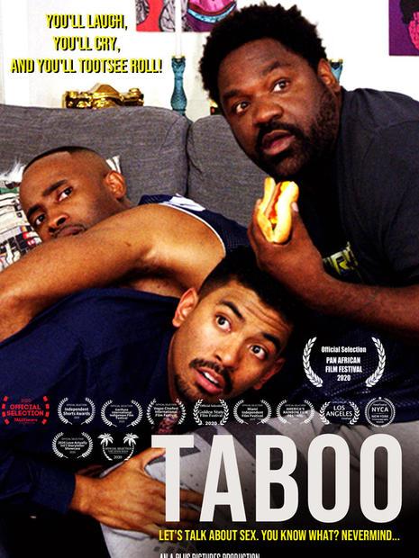 Taboo / September 17th, 2020 Start Time 1:30 PM