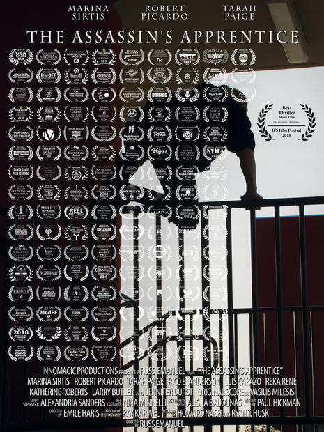 The Assasin's Aprentice / September 25th, 2020 Start Time 12:42 PM