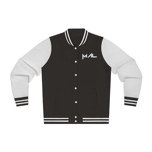 MAL Logo Women's Varsity Jacket