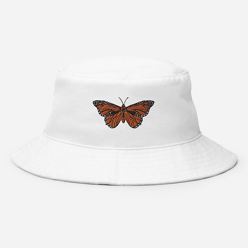 """""""Monarch Butterfly"""" 2019 Bucket Hat"""