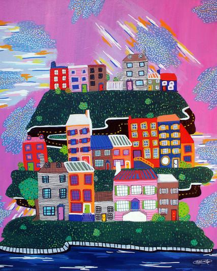 """Alexandria, VA"" by Kayla Kinsella Meier"