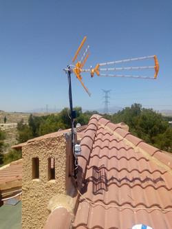 instalacion de antena tdt en elda