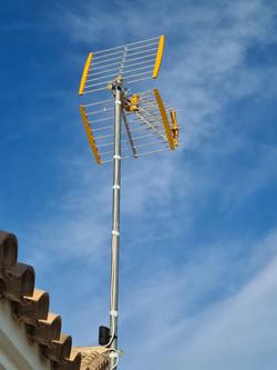 instalacion de antena tdd 5g en localida