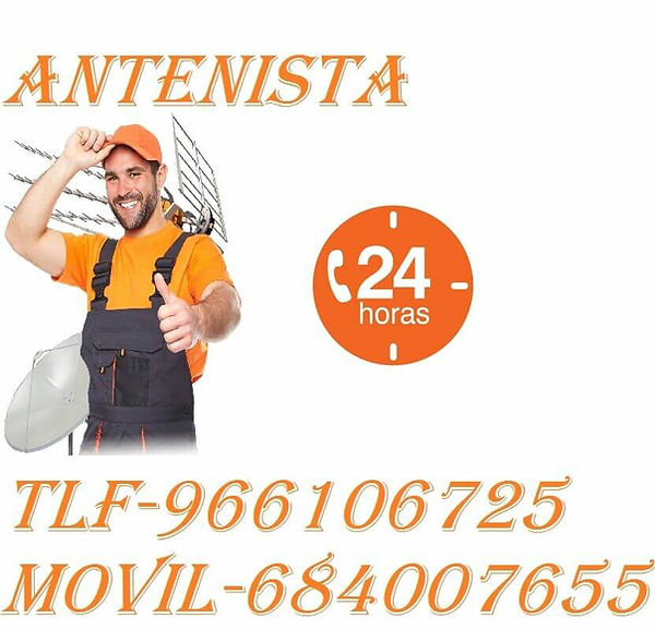Antenista Albatera
