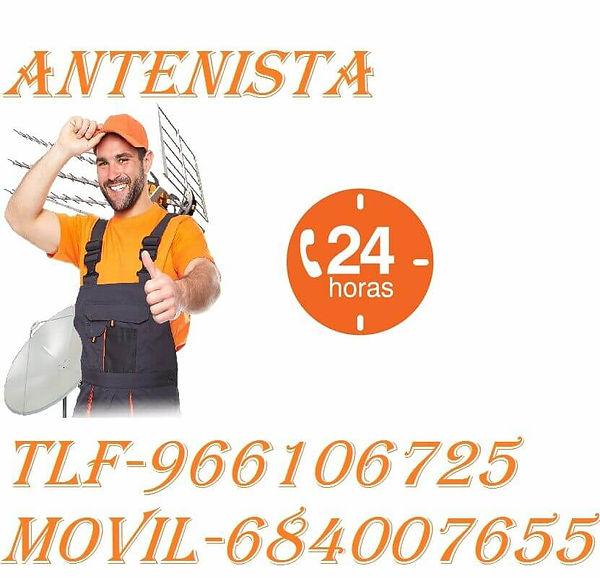 Antenista Localidades