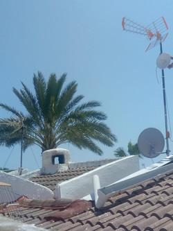 instalacion de antena TDT Y Parabolica e