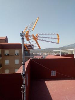 Instalacion de antena tdt el campello