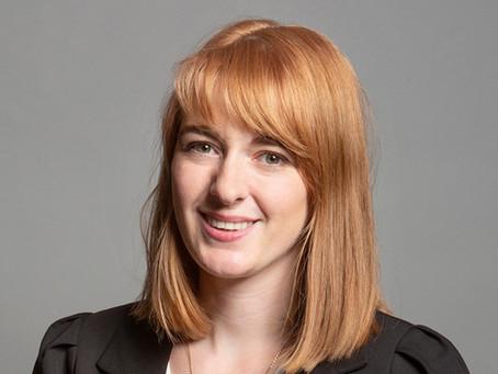CYW's New Honorary President: Dehenna Davison MP