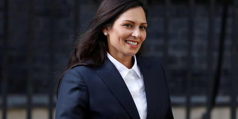 CYW in Conversation with Rt Hon Priti Patel MP, Secretary of State for the Home Office