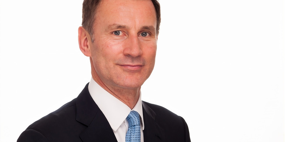 CYW in Conversation with Rt Hon Jeremy Hunt MP