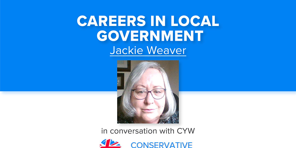 Jackie Weaver in conversation with CYW