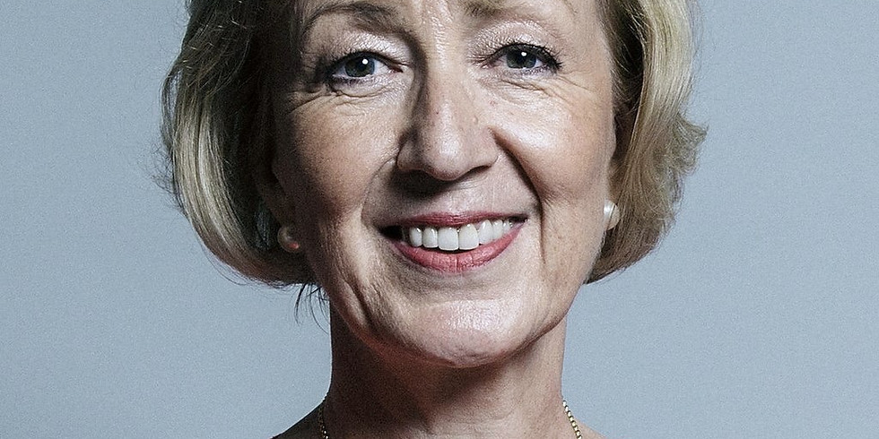 CYW in Conversation with Rt Hon Andrea Leadsom MP