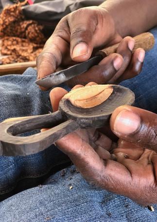 african-blackwood-spoon-scoop-mpingo-car