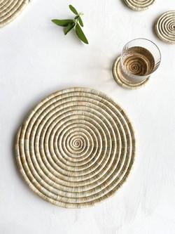 Ugwafu Lustre Tablemat