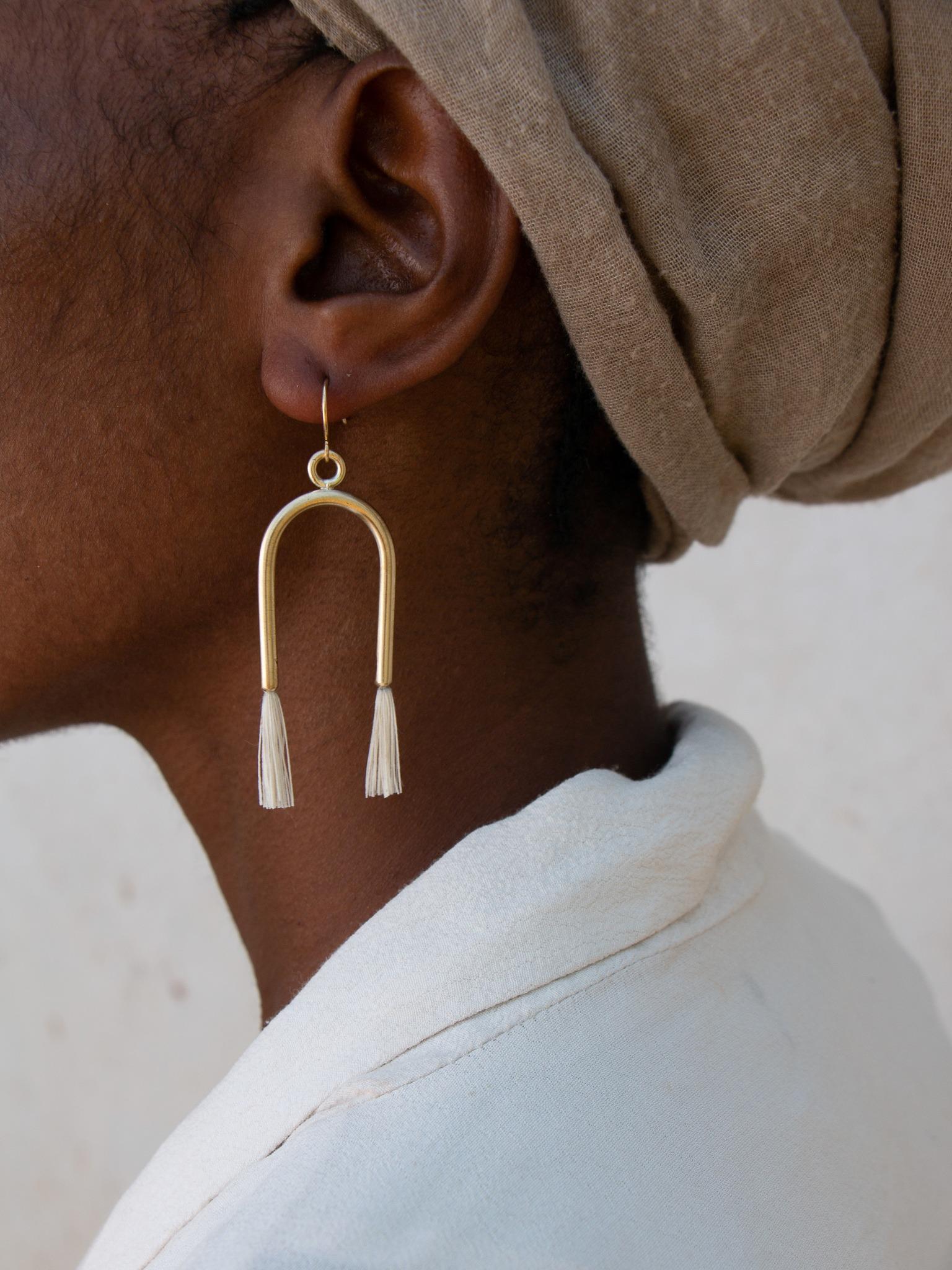 Wuta Earrings