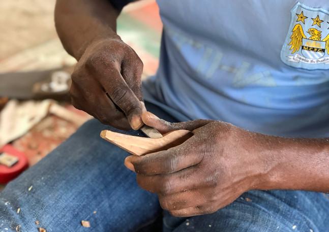 artisan-filbert-carving-sugar-scoop-maki