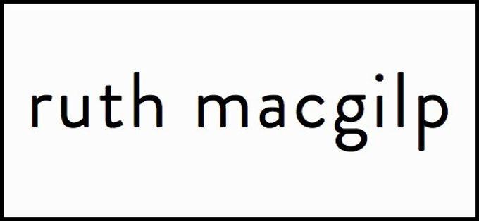RUTH MACGILP BLOG