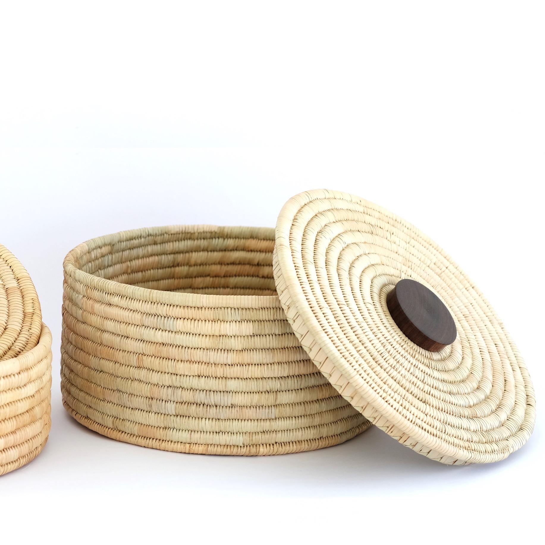 Cylinder Basket