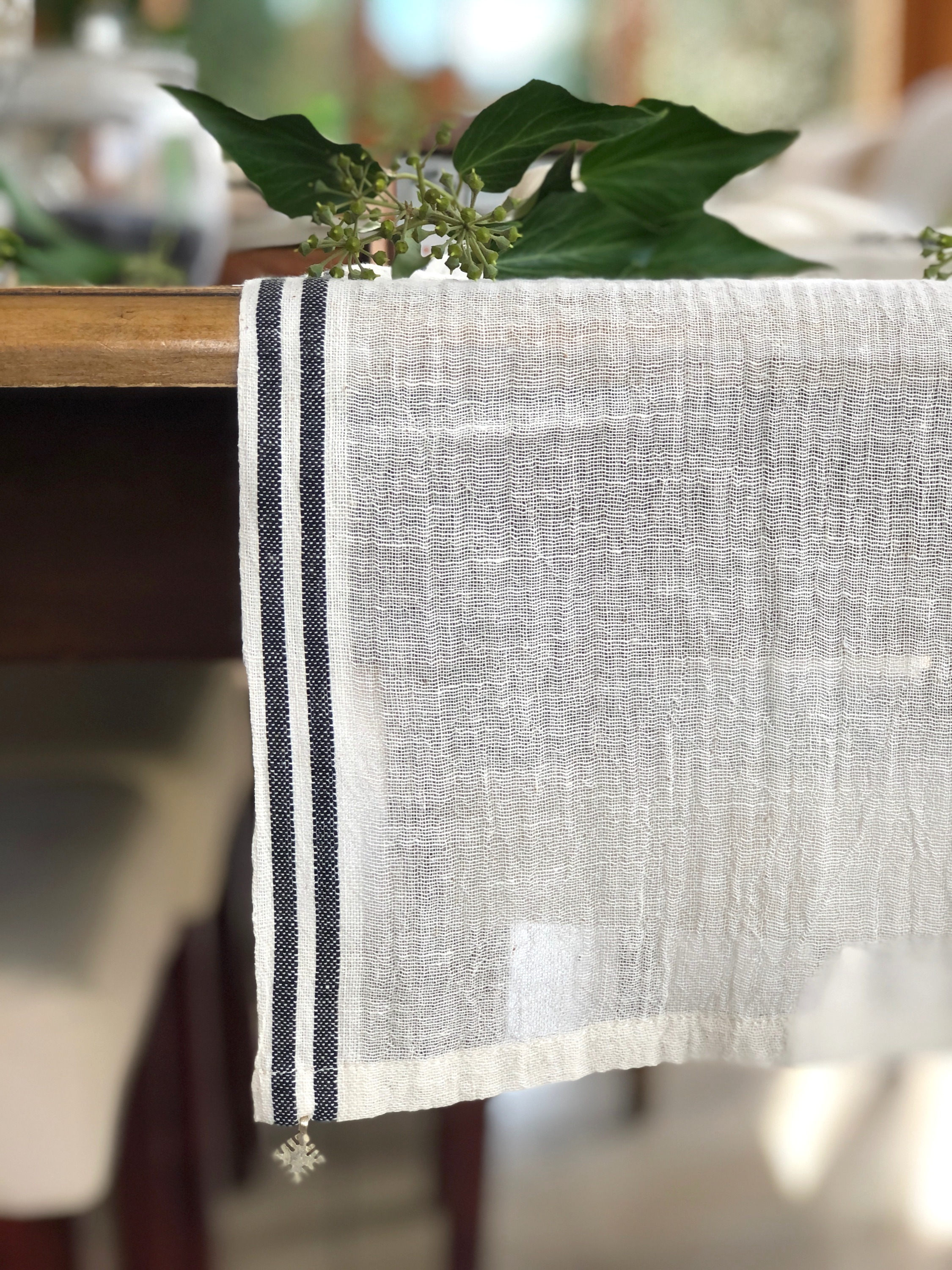 Roha Cotton Table Runner