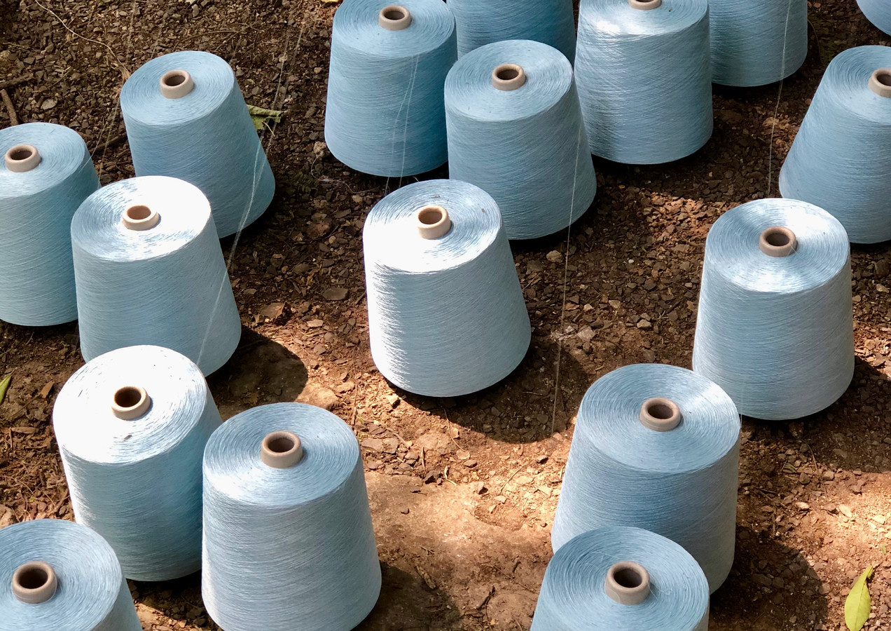 light-blue-cotton-threads-hand-spun-hand