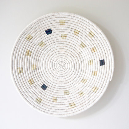 Ikiba Wall Basket - Black