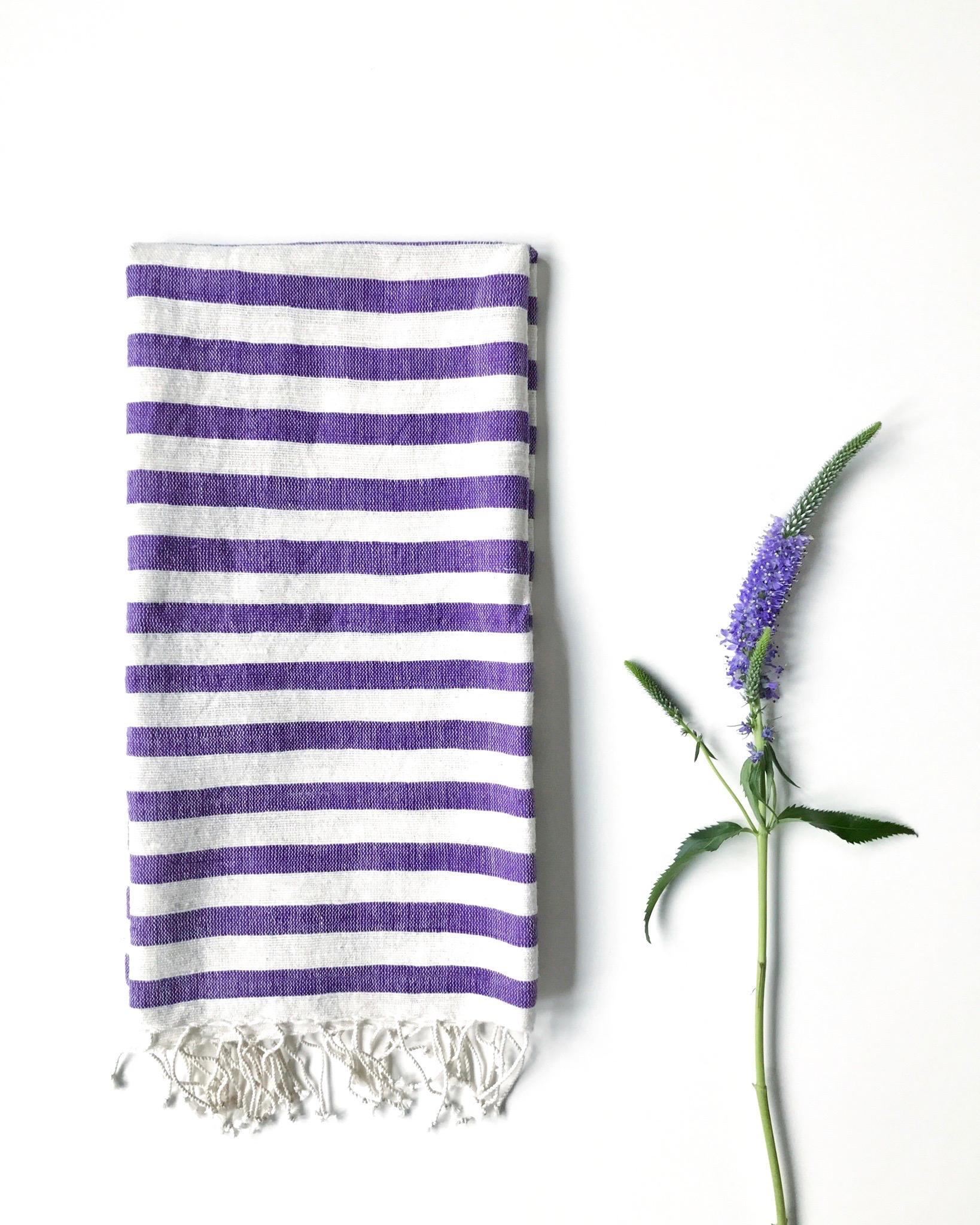 Ethiopian Cotton Hand Towel