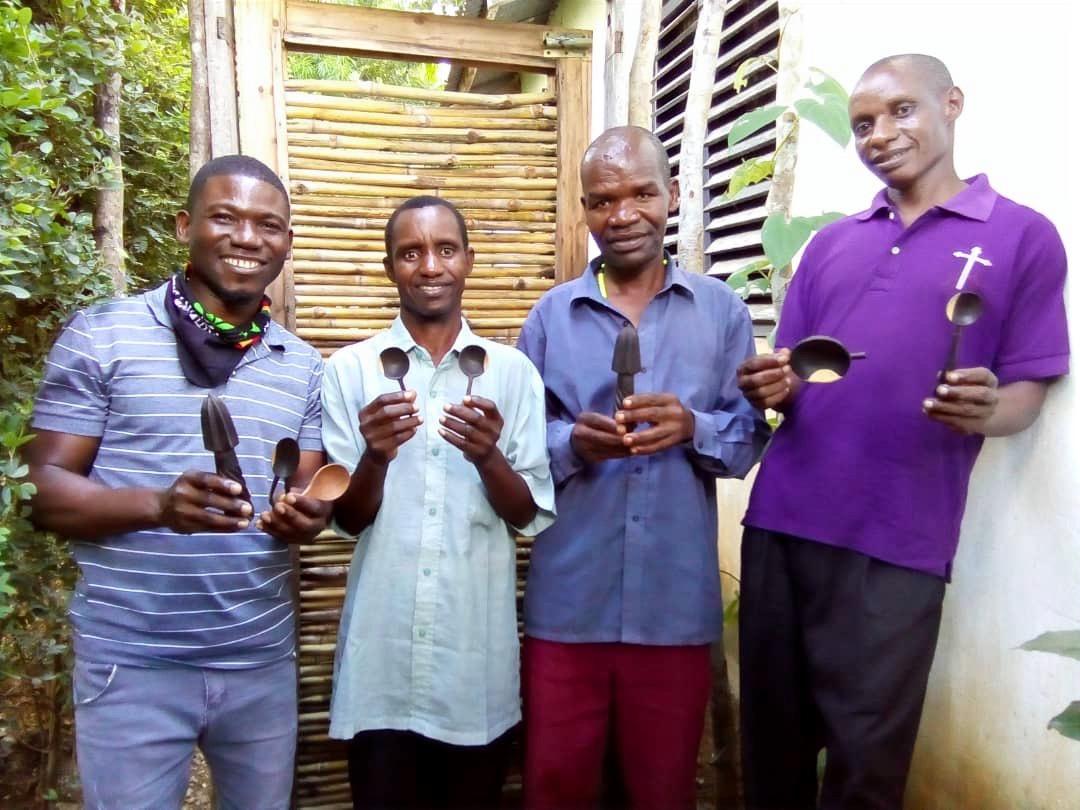 Makonde Wood Carvers - Tanzania