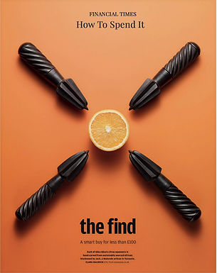 FINANCIAL TIMES - HOW TO SPEND IT