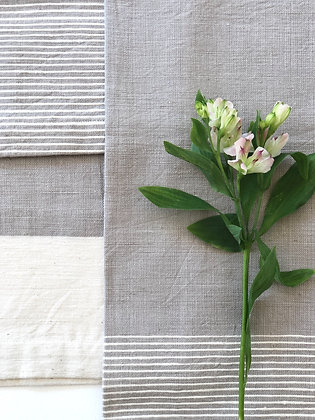 Taupe Cotton Tea Towel