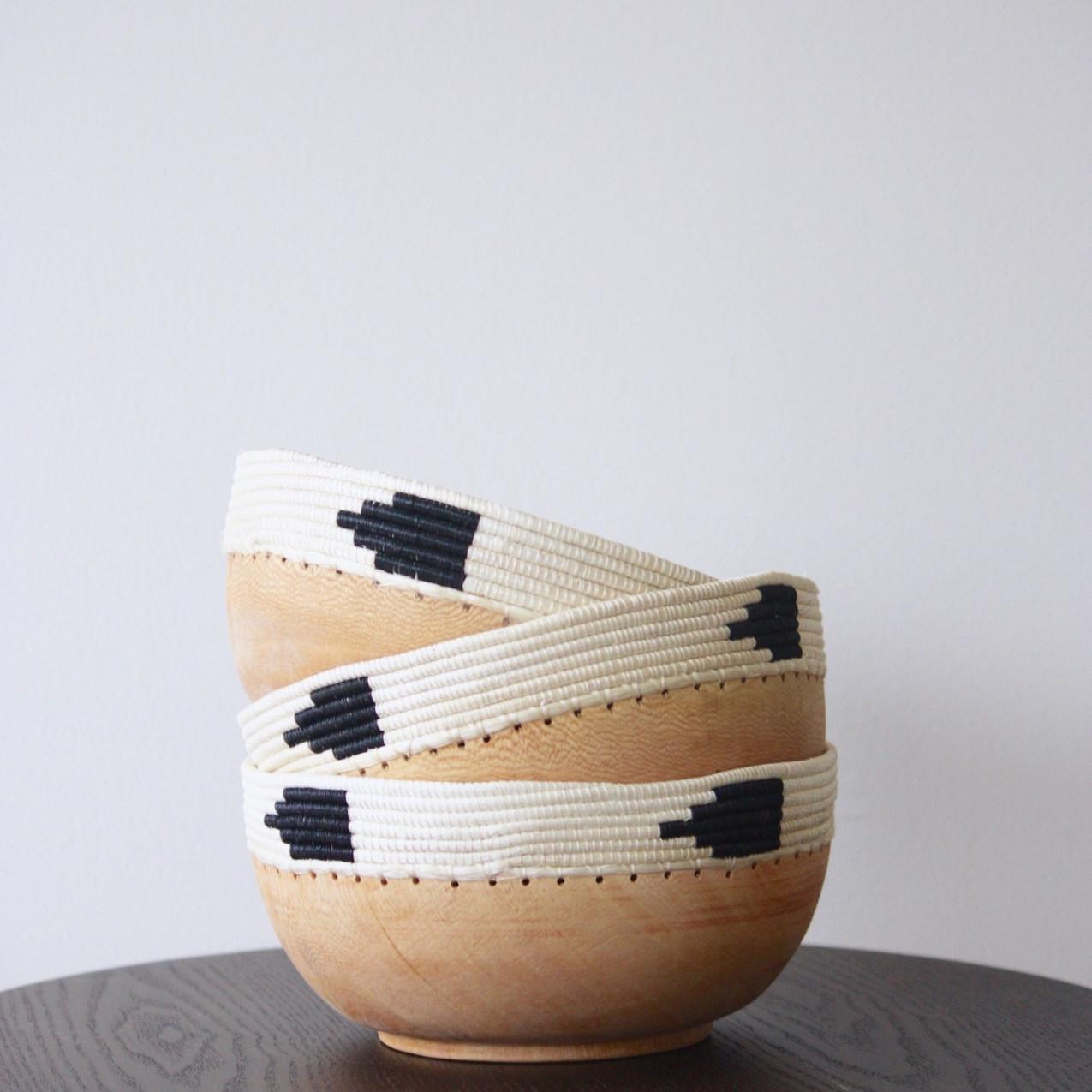 Jacaranda Wood Bowls