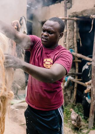 sisal-threads-drying-amsha-rwanda