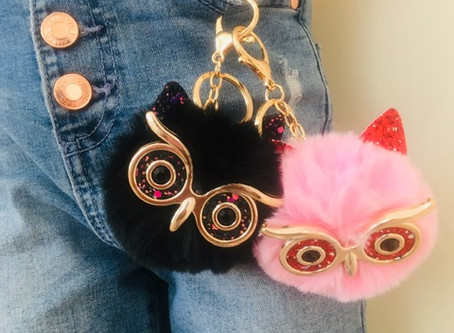 Owl Keyrings : The Facts