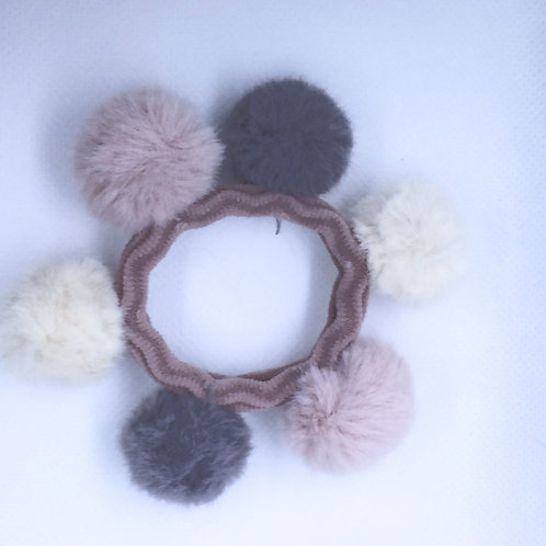 Pom Pom hairband