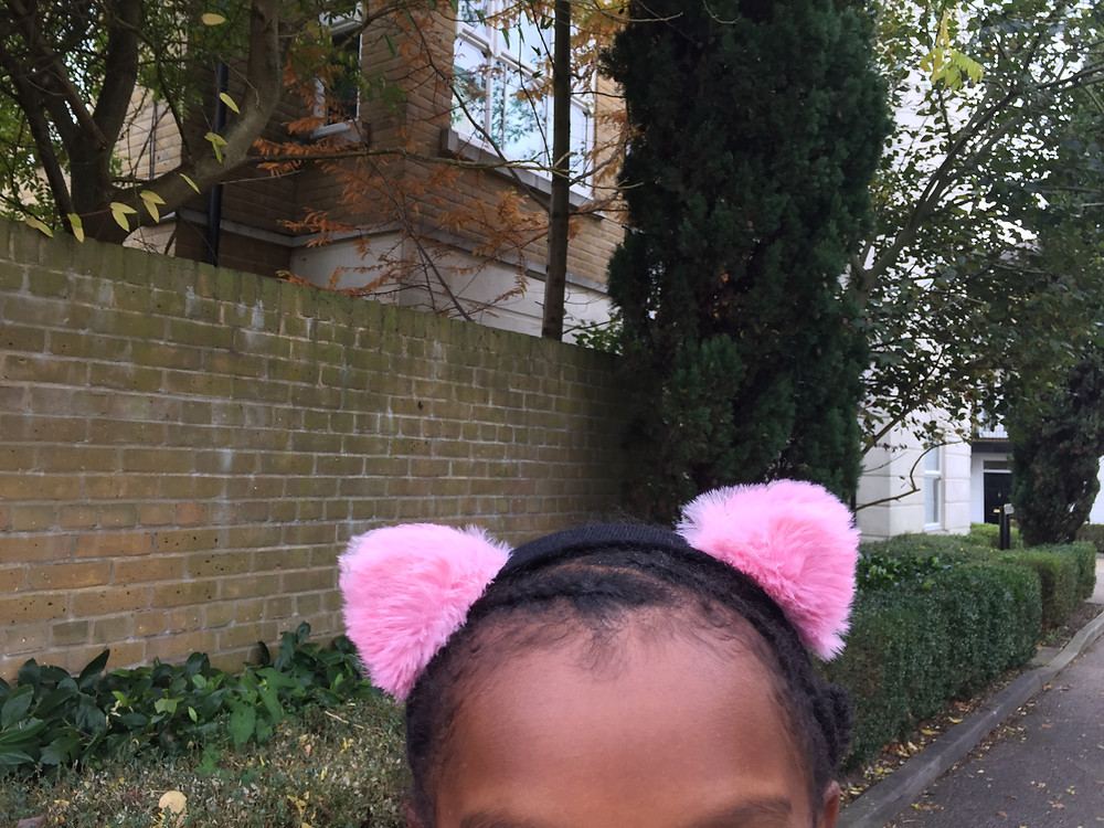 awesome cool Maya Style fun fluffy cat ears