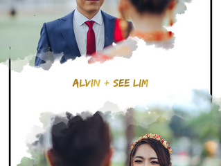 Alvin + See Lim Wedding Day 19Oct2019