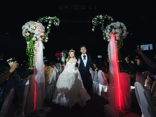Samuel + Yoyo Wedding Dinner 01102017