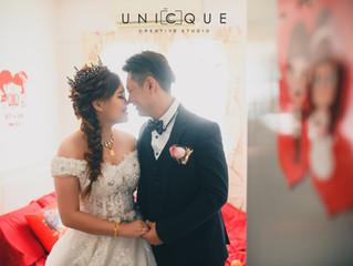 Kah Woon + Jia Yee Wedding Day 17122017