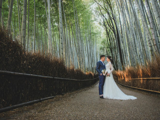 Xinye + Lyyan Pre Wedding (Kyoto Pre Wedding)