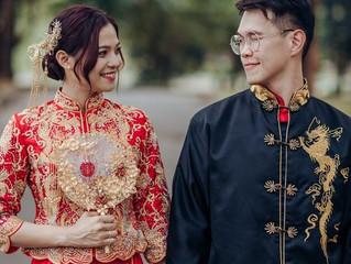 Jim + Sin Teng Wedding Day 10Oct2020