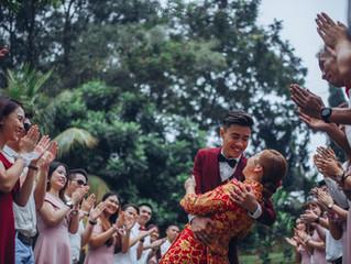 Ming Chun + Kar Mun Wedding Day 22Sep2019