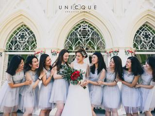 Daniel + Chin Wedding Day 03FEB2018