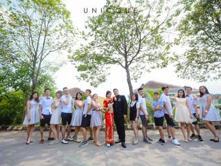 How + Qi Wedding Day 16062017