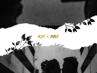 Kim + May Wedding Day 2Nov2019