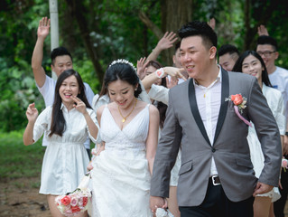 Alvin Hum + Puiyee Wedding Day 10Sep2016