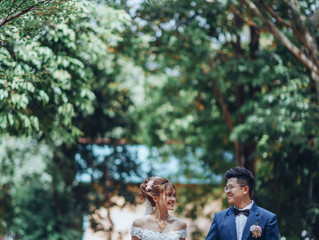 Johnson + Hui Yee Wedding Day 23Nov2019